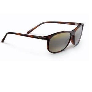 Maui Jim Voyager 2 Sunglasses Tortoise Brown